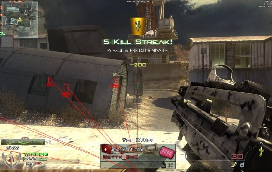 Wallhack MW 2 no VAC