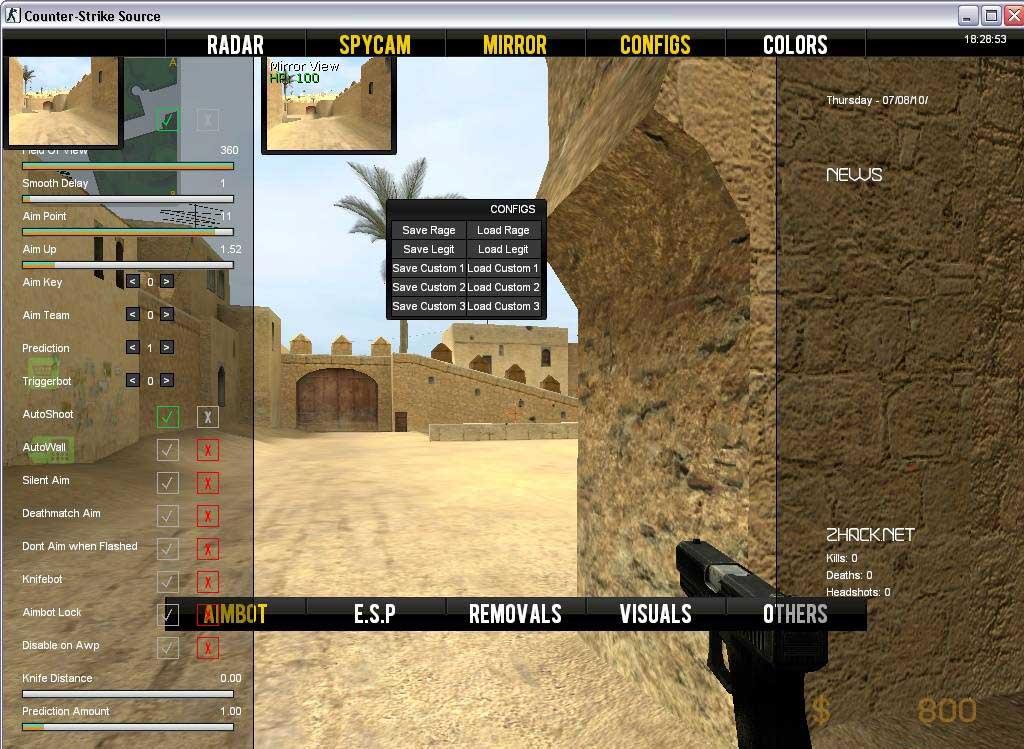 Чит Game-Bandit V...